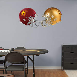 USC - Notre Dame Rivalry Pack Fathead Wall Decal